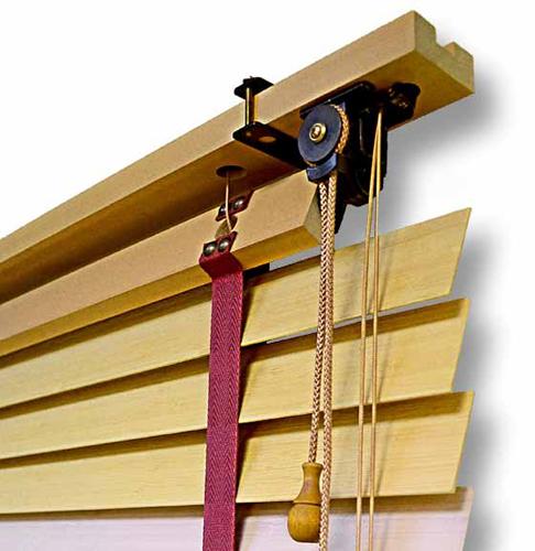 Как сделать деревянные жалюзи
